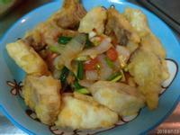 糖醋鯛魚片