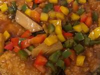 「蛋素」糖醋豆包魚