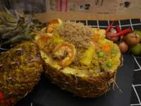 【影片】咖喱菠蘿炒飯【老娘的草根飯堂】