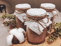 巧克力烤布丁