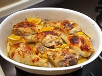 香橙烤雞腿。Best貝斯特 烤箱料理