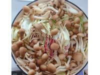 千層高麗菜豬肉豆腐鍋(無水、疊煮)