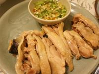 海南雞腿飯