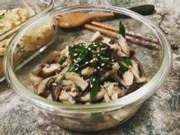 低碳減肥餐。醬燒鴻喜菇🍄