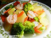 ㄚ曼達的廚房~鳳梨糖醋蝦