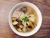五苓冬瓜蛤蜊湯(消水腫)