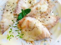 香煎起司鯛魚片