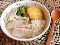 鯛魚地瓜糙米飯湯