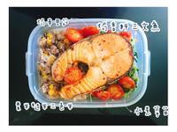 減脂便當🎉香料焗三文魚糙米飯