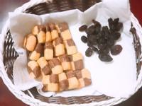 棋格餅乾-無奶油版