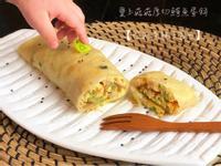 愛上菇菇厚切鮪魚蛋餅【好菇道親子食光】