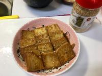香煎嫩豆腐(有汁版)