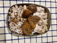增肌減脂便當-豬肉捲菇