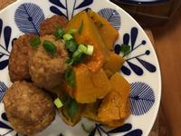 南瓜獅子頭/鑄鐵鍋料理