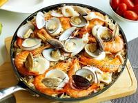 海鮮菇菇燉飯【好菇道親子食光】