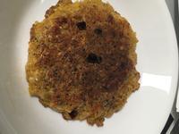 洋芋片煎餅 延伸應用: 漢堡肉、大阪燒