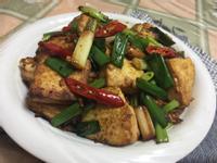 葱燒雞蛋豆腐