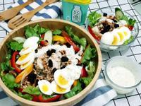 優格雞肉生菜沙拉
