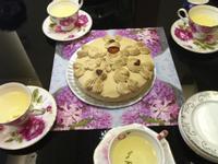 咖啡核桃海綿蛋糕