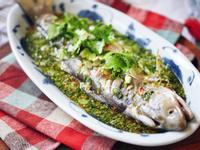 泰式清蒸檸檬魚