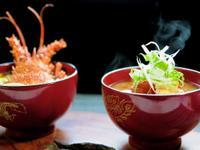 龍蝦味噌湯
