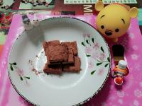 💖豆腐生巧克力🍫綻放苦甜滋味