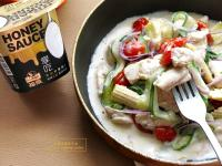 [義式風味時蔬雞]步驟簡易 健康美味