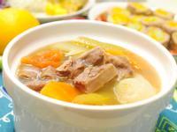 牛腩蔬菜湯
