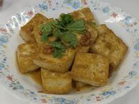豆瓣醬豆腐