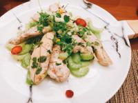 馬約蘭香草烤雞