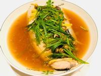 【低油】清蒸破布子司目魚