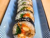 ★매운참치김밥★韓式辣鮪魚紫菜飯卷