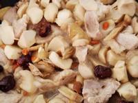 麻油菇菇二層肉