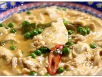 椰汁咖哩雞