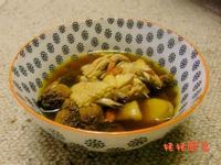 姬松茸清雞湯