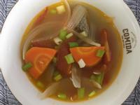 洋蔥蕃茄牛肉湯(羅宋湯)