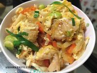 【寶寶食譜】親子丼飯,1Y+