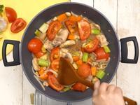 地中海蔬菜香草雞