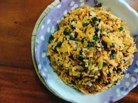 韓式泡菜炒飯一超簡單
