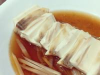 減肥低脂-清蒸豆腐鯛魚塊