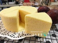 『寶寶食譜』百香果蒸蛋糕(大同電鍋)