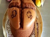 法芙娜巧克力戚風蛋糕