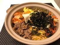 韓式拌飯Bibimbap