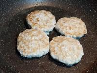 減肥低脂-豬里肌漢堡排