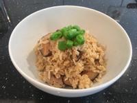 香菇雞肉炊飯
