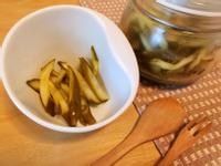 自製醃酸黃瓜(無糖)發酵蔬菜