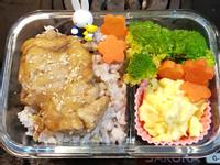 Gourlab微波爐盒做菜 帶便當