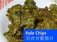 羽衣甘藍脆片Kale Chips