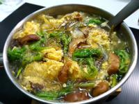 白菜香菇粉絲煲~蛋奶素(香菇昆布鮮高湯)
