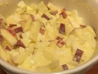 優格蘋果蛋沙拉